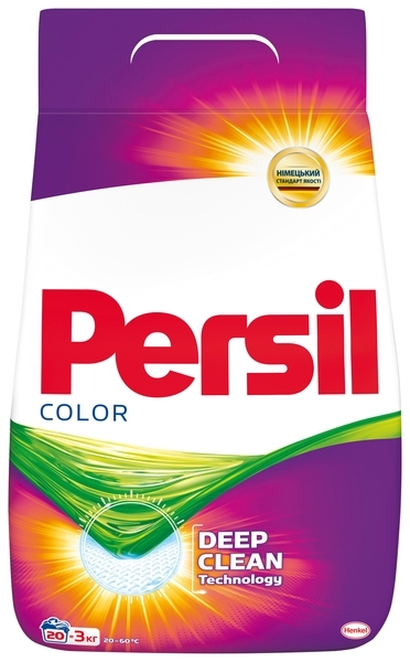 Стиральный порошок Persil Color, 3 кг