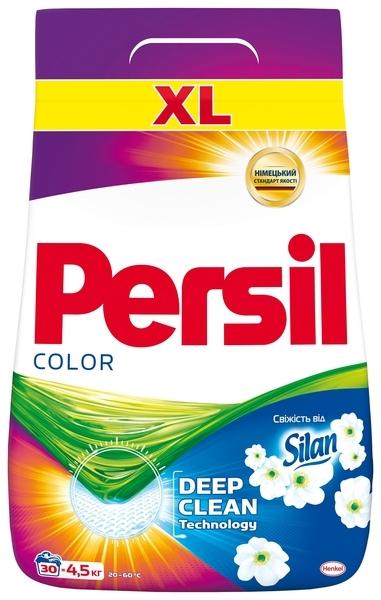 Стиральный порошок Persil Color Свежесть от Silan, 4,5 кг,