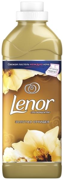 Кондиционер для белья Lenor Золотая орхидея, 930 мл