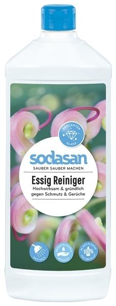 Органическое моющее средство Sodasan для мытья кухонь и ванных, 1 л