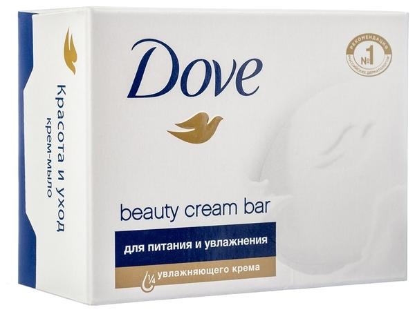 Крем-мыло Dove Красота и уход, 135 г