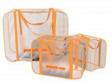 c0e808bb39cf Набор из трех сумок в роддом (большая и 2 маленькие) | Купить в ...