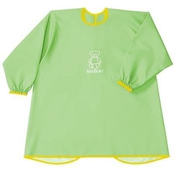 Детская рубашка  для игр и кормления BabyBjorn, салатовый BabyBjorn