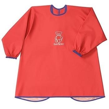 Детская рубашка для игр и кормления BabyBjorn, красный BabyBjorn