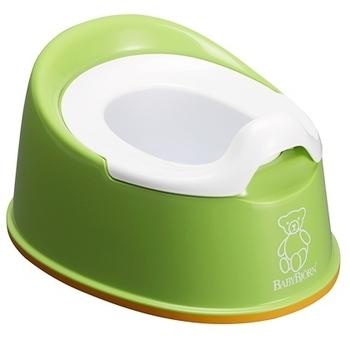 Горшок BabyBjorn Smart, зеленый BabyBjorn