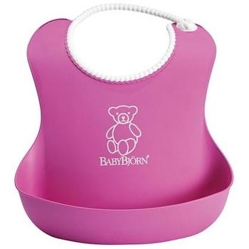 Мягкий нагрудник BabyBjorn, розовый BabyBjorn