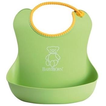 Мягкий нагрудник BabyBjorn, зеленый BabyBjorn