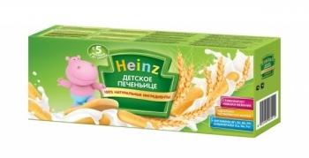 Детское печенье Heinz, 180 г Heinz