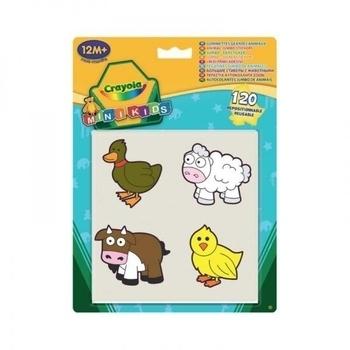 Набор стикеров для самых маленьких Crayola Животные Crayola