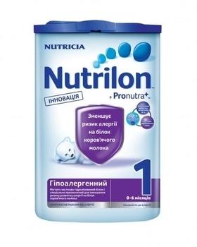 Сухая молочная смесь Nutrilon Гипоаллергенный 1, 800 г Nutrilon