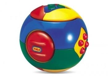 Развивающая игрушка Tolo Шар-пазл Tolo