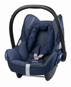 Автокресло Maxi-Cosi CabrioFix Dress Blues, синий