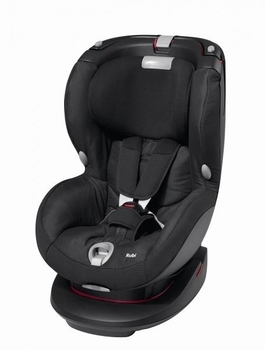 Автокресло Maxi-Cosi Rubi Total Black, черный