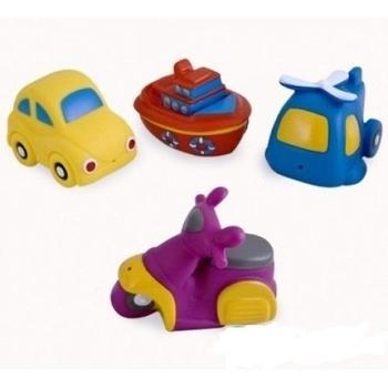 Игрушки для ванной Canpol babies Машинки, 4 шт. Canpol babies
