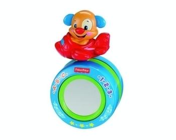 Развивающая игрушка Fisher-Price Умный щенок-попробуй догони ( русский) Fisher-Price