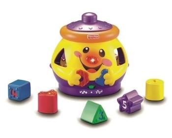 Развивающая игрушка Fisher-Price Волшебный горшочек (русский) Fisher-Price