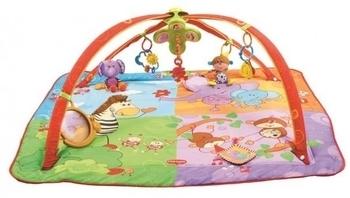 Купить:  Развивающий коврик Tiny Love Разноцветное сафари 5 в 1 Tiny Love