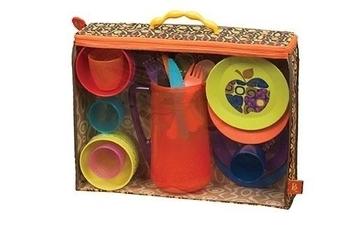 Игровой набор Battat Красочный пикник, 25 предметов Battat