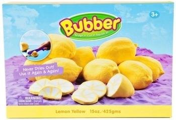 Смесь для лепки в коробке Bubber Waba Fun, желтая, 1,2 кг Waba Fun