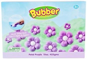 Смесь для лепки в коробке Bubber Waba Fun, фиолетовая, 1,2 кг Bubber  . Pampik