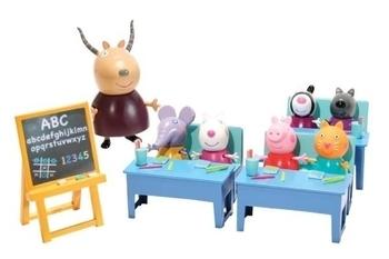 Игровой набор Peppa Идем в школу (класс, 5 фигурок) Peppa