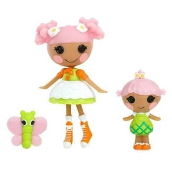 "Набор с куклой Mini Lalaloopsy серии ""Сестрички""- Ромашки"