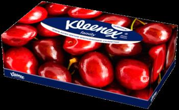 Салфетки универсальные Kleenex Family, 150 шт. Kleenex