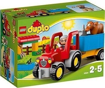 Купить:  Конструктор Lego Duplo Трактор Lego