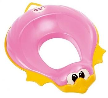 Накладка на унитаз OK Baby Ducka, розовый OK Baby