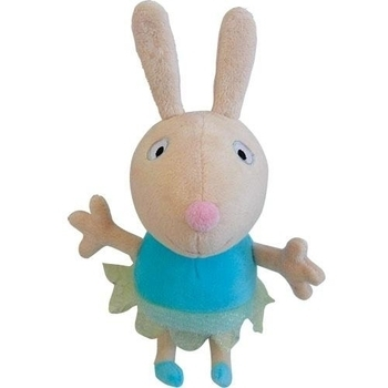 Мягкая игрушка Peppa Ребекка балерина, 20 см Peppa  . Pampik