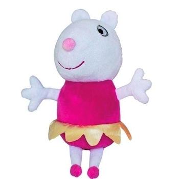 Мягкая игрушка Peppa Сьюзи балерина, 20 см Peppa  . Pampik