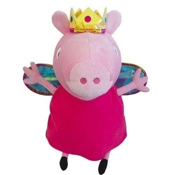Купить:  Мягкая игрушка Peppa Пеппа-принцесса с короной, 40 см Peppa