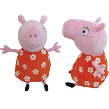 Мягкая игрушка  Peppa Мама Свинка, 30 см Peppa  . Pampik