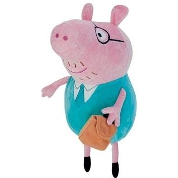 Мягкая игрушка Peppa Папа Свин, 30 см Peppa  . Pampik