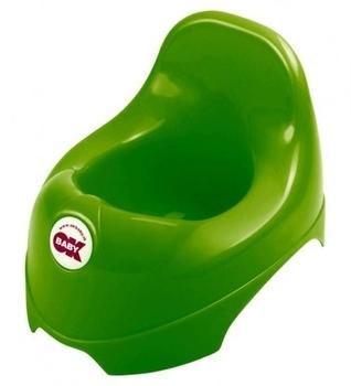 Горшок OK Baby Relax, зеленый OK Baby