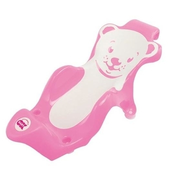 Горка для купания OK Baby Buddy, розовый OK Baby  . Pampik