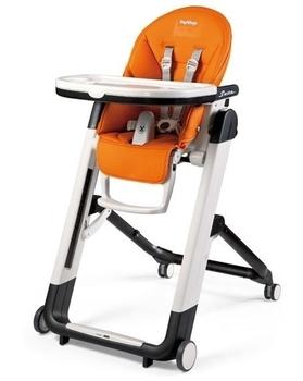 Стульчик для кормления Peg-Perego Siesta, оранжевый Peg-Perego