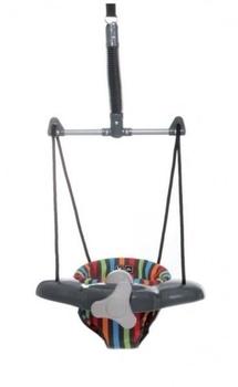 Детские прыгунки ABC design Twister Multicolor, серый ABC design