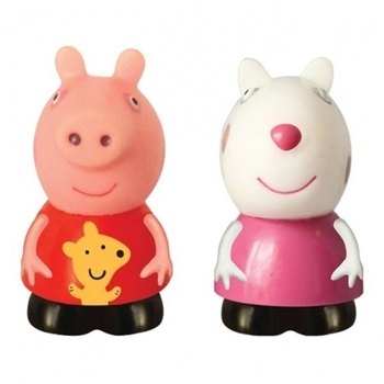 Набор игрушек-брызгунчиков Peppa Пеппа и Сьюзи Peppa  . Pampik