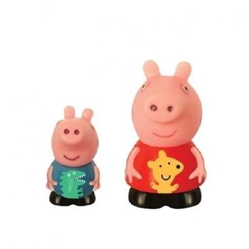 Набор игрушек-брызгунчиков Peppa Пеппа и Джордж Peppa  . Pampik