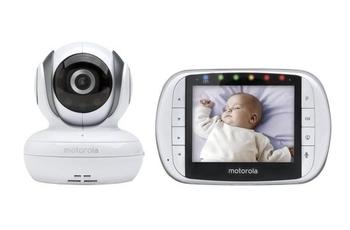 Видеоняня Motorola MBP36S с роботизированной камерой Motorola