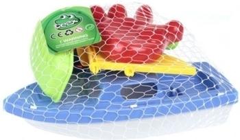 Купить:  Игровой набор для песка Deex (2 лодочки+4 пасочки) Other