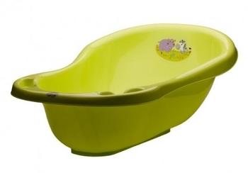 Ванночка Maltex Зоо, 100 см, салатовая Maltex