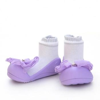 attipas Текстильная обувь Attipas Crystal, р.21,5 (116-125 мм), фиолетовые AQ02-Violet-21.5