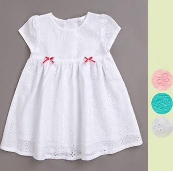 Платье бемби пл108 шитье р 80 бирюзовый