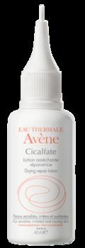 avene Подсушивающий антибактериальный лосьон Avene Cicalfate для раздраженной кожи, 40 мл 70064