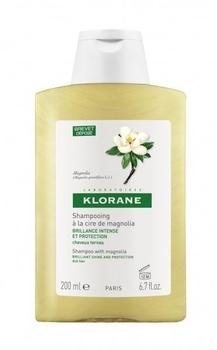 Шампунь Klorane с магнолией для блеска волос, 200 мл Klorane