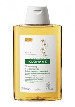 Шампунь Klorane с экстрактом ромашки для светлых волос, 200 мл Klorane  . Pampik