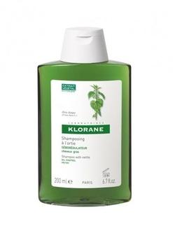 Себорегулирующий шампунь Klorane для жирных волос, 200 мл Klorane  . Pampik