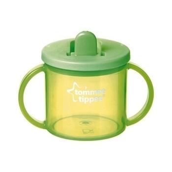 Первая чашка Tommee Tippee, 150 мл, салатовая (17399) Tommee Tippee